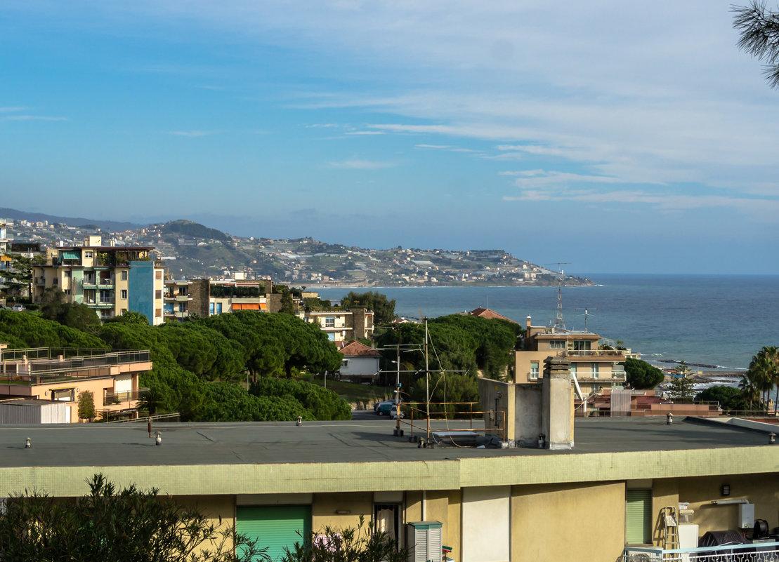 Сан Ремо, береговая линия - Witalij Loewin