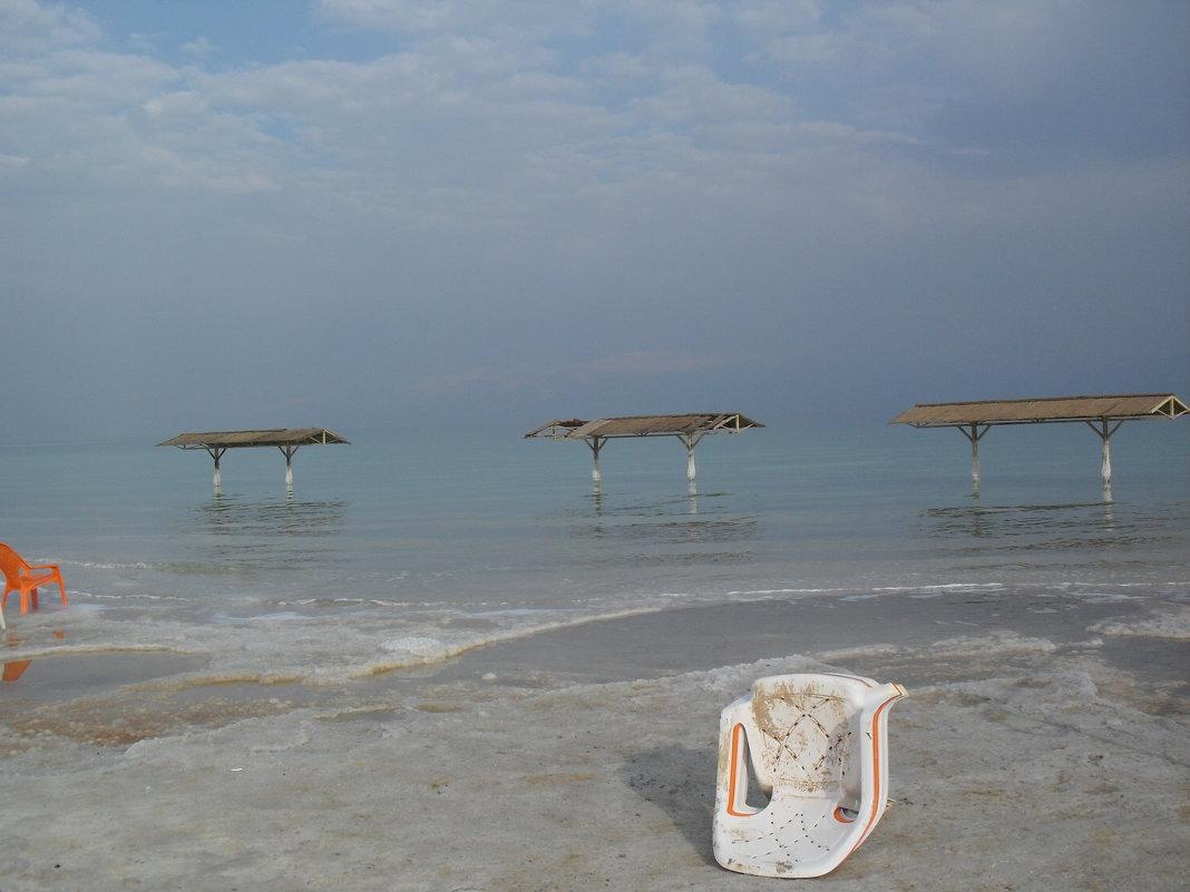На пляже Мёртвого моря - Надежда