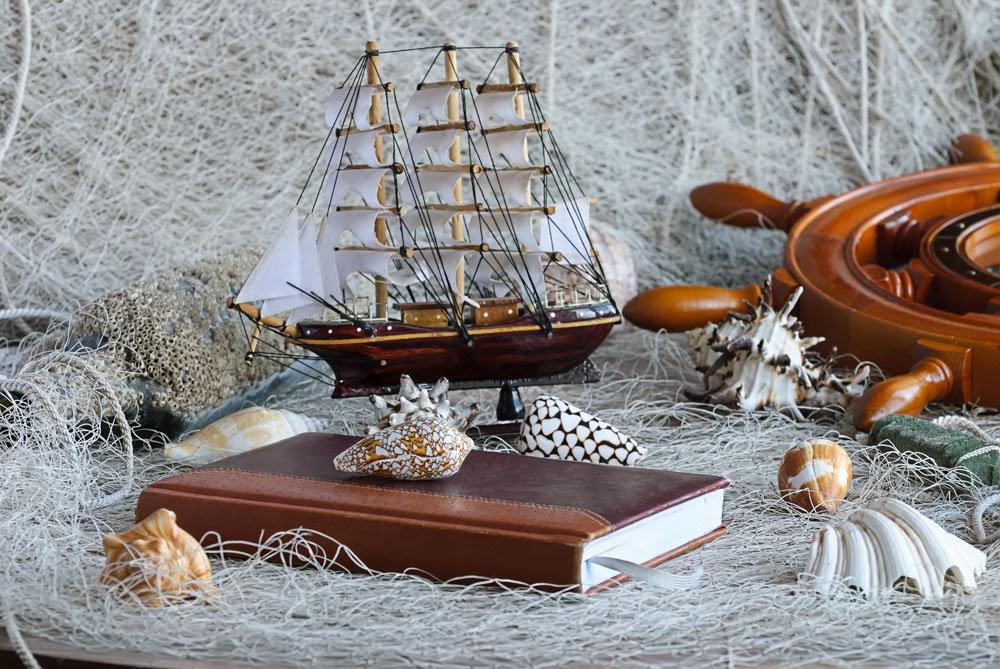 эссе о морских приключениях - Iryna K