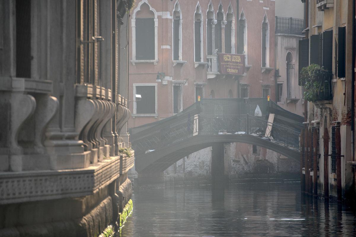 Зимняя Венеция - Олег