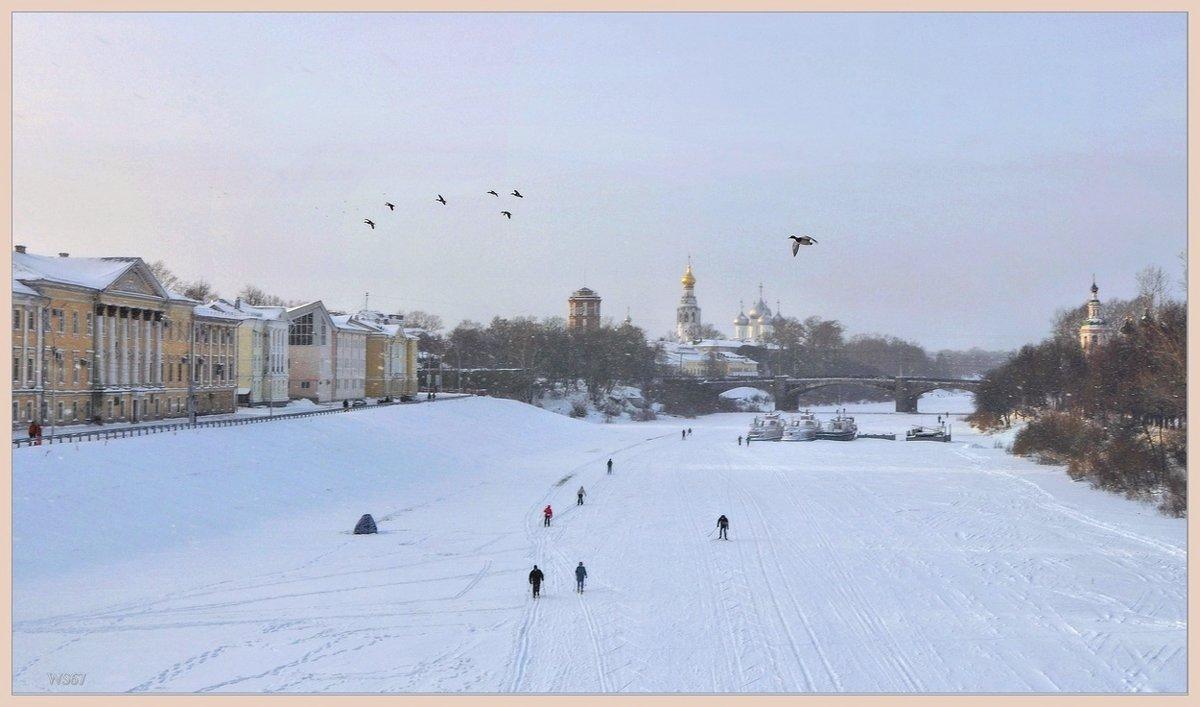 Утки летят... - Vadim WadimS67