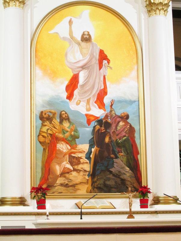 церковь святой марии - georg