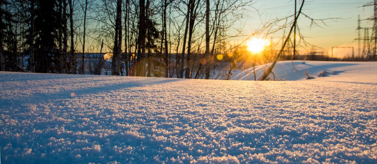 Первые солнечные дни - Евгений Виличинский