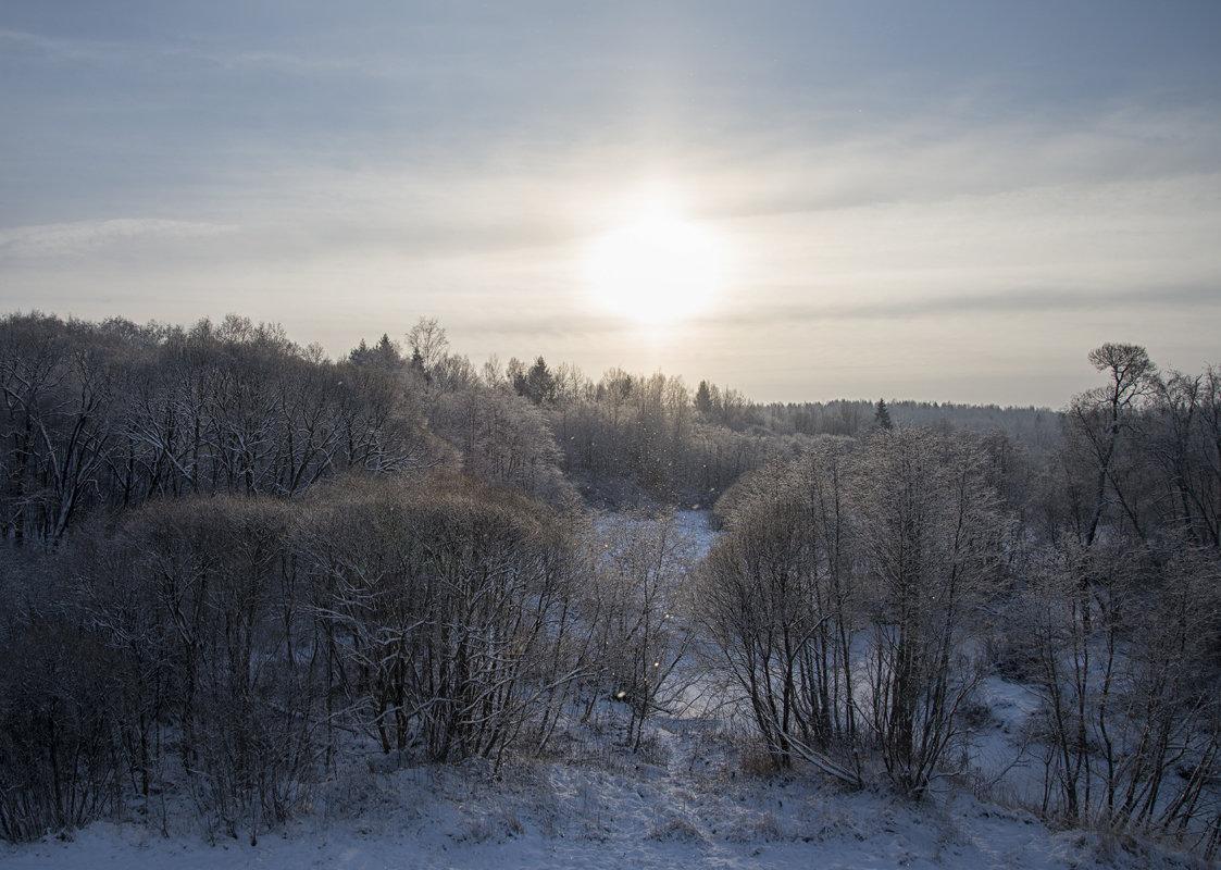 Снег идет - Олег Пученков