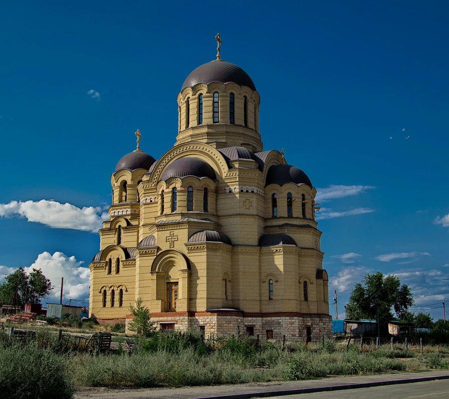 Храм Святого Иоанна Кронштадтского - Павел Лушниченко