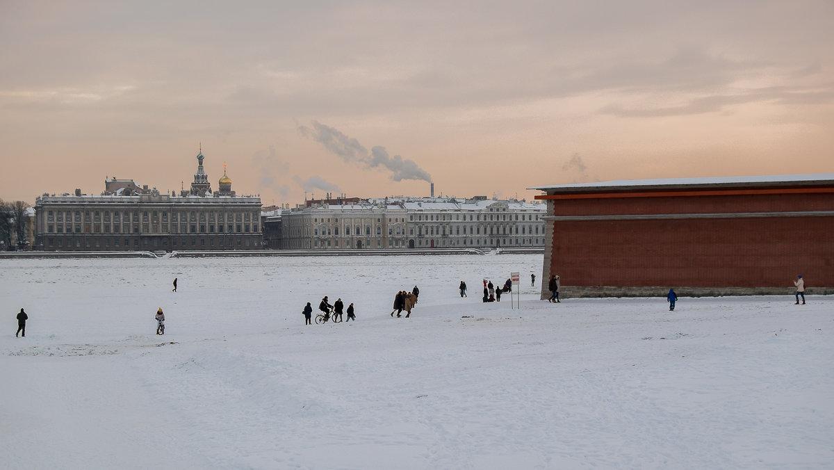 Петропавловская крепость - Андрей Илларионов
