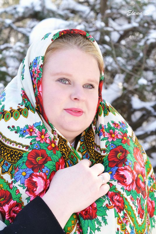 Зимушка зима - Elenn S