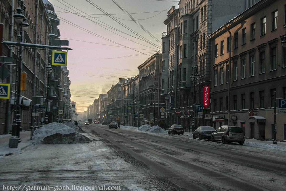 """""""Утро в Питере"""" - Dima Rann"""