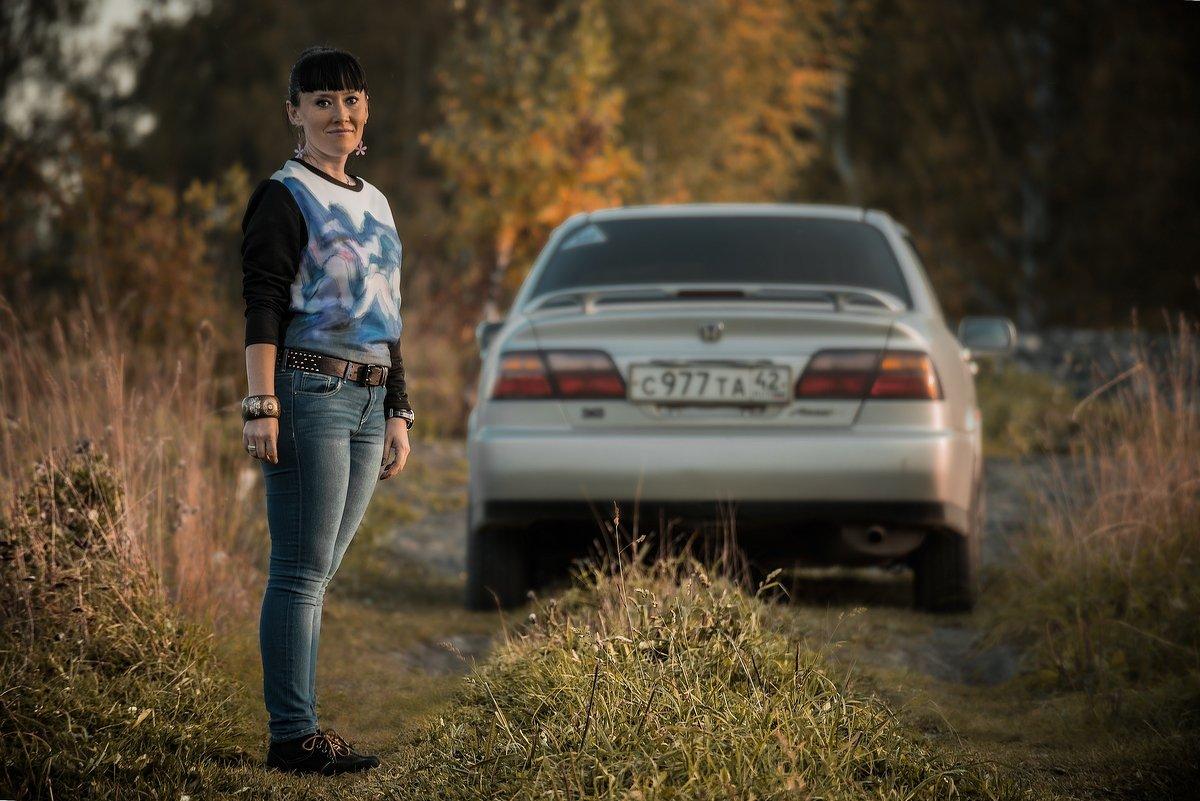 Honda Accord - Андрей Степуленко