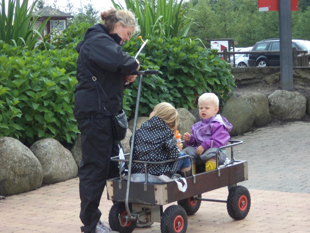 Дети в садик собирайтесь - Ирина Бархатова