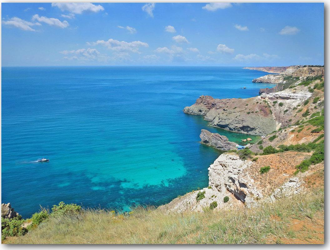 Море на Фиоленте - Эля Юрасова