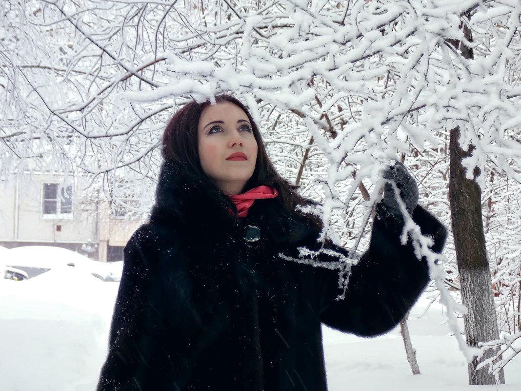 Сестренка Татьяна - лиана алексеева