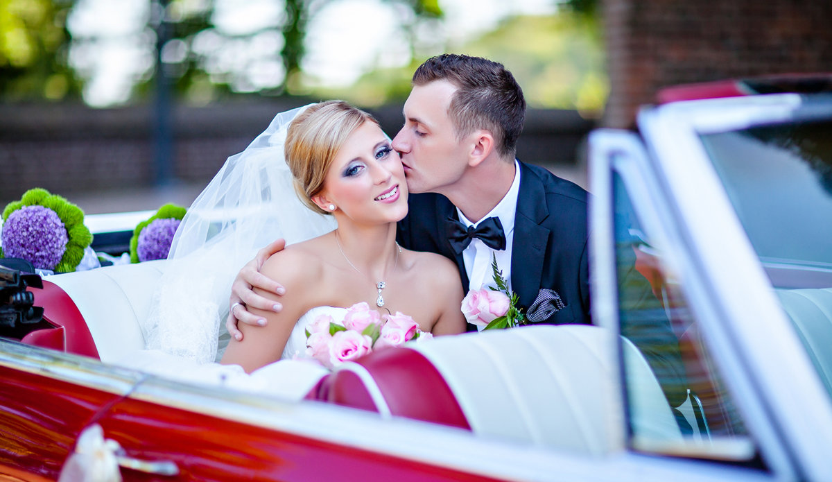 Das Brautpaar - Vasilij Lemke
