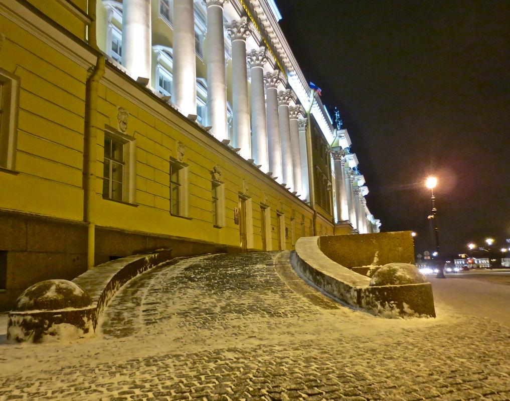 зимний Петербург - Елена