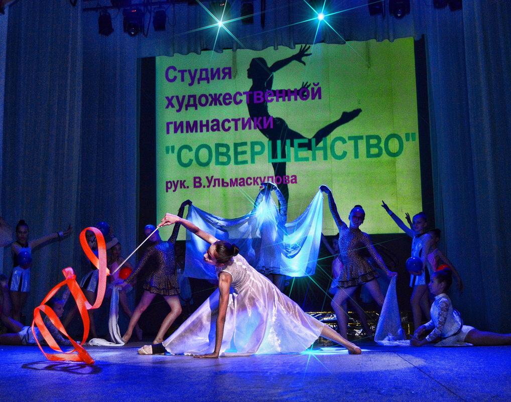 Танец с лентой - arkadii