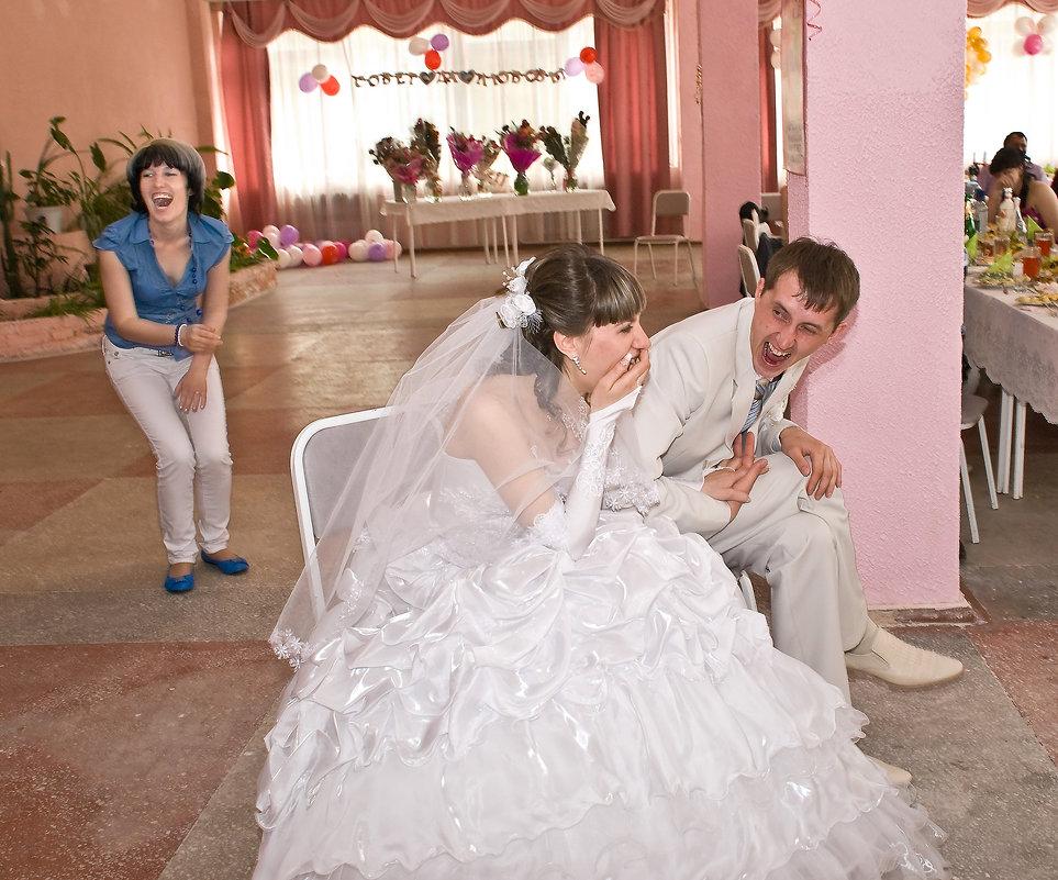 Свадебное -смешное... - Дмитрий Иванцов