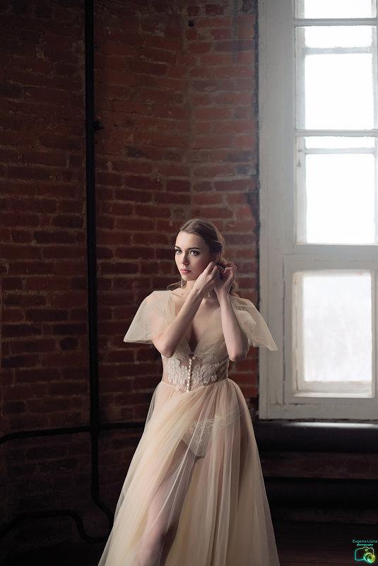 Серьги - Евгения Лисина