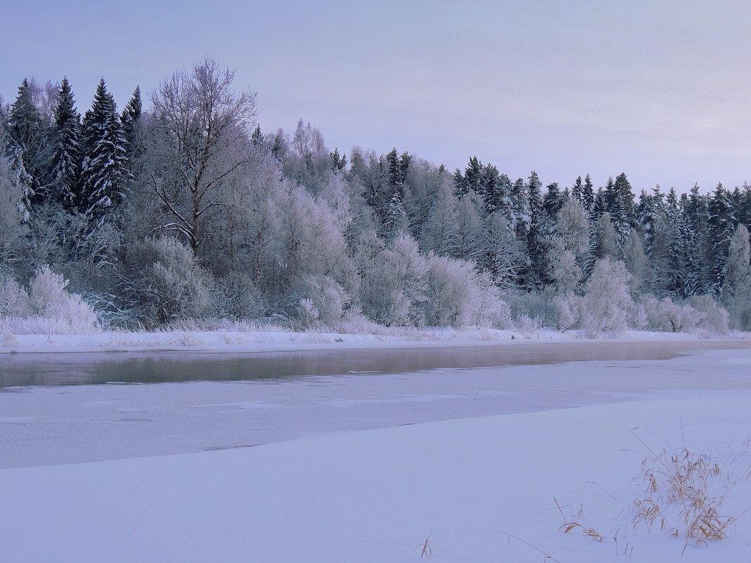 Зима.Тверца - Павлова Татьяна Павлова
