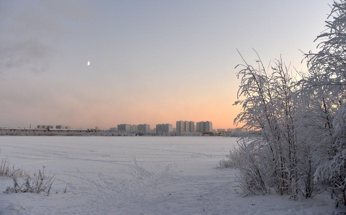 Зимний вечер - Михаил Плецкий