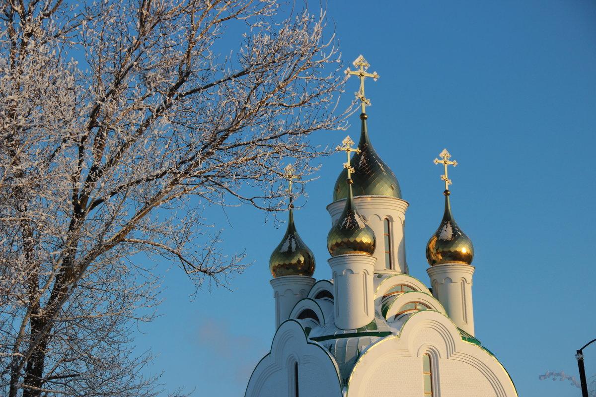 Храм - Анатолий Мартынюк