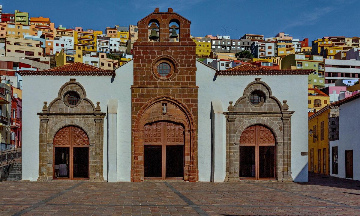 Spain 2015 La Gomera San Sebastian 1 - Arturs Ancans