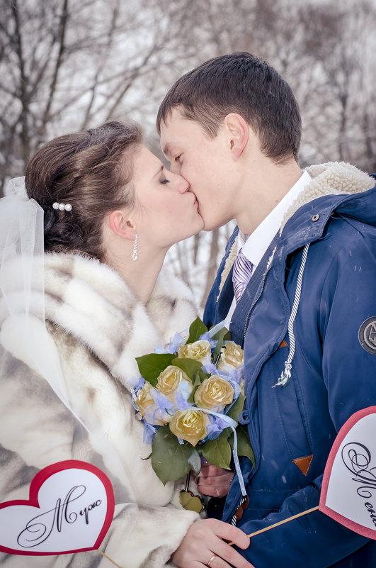 зимняя свадьба (2) - елена брюханова