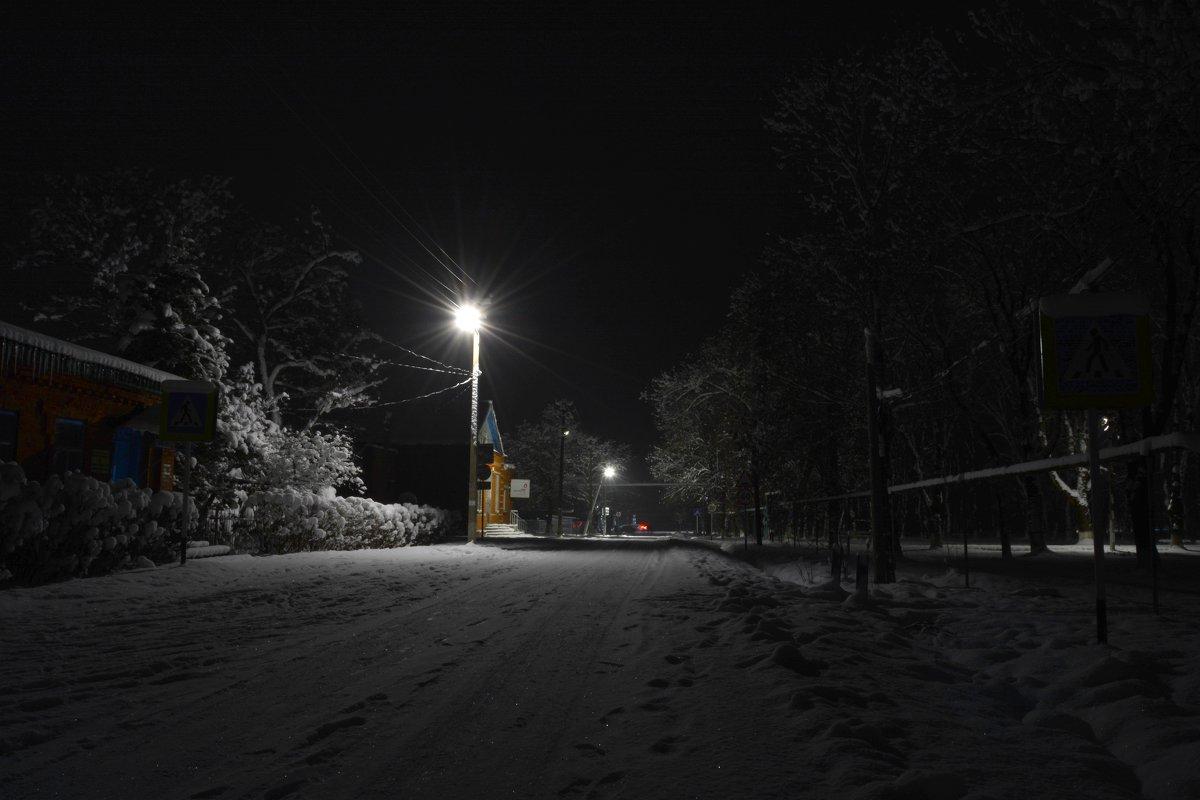 Вечерняя прогулка - Петр Заровнев