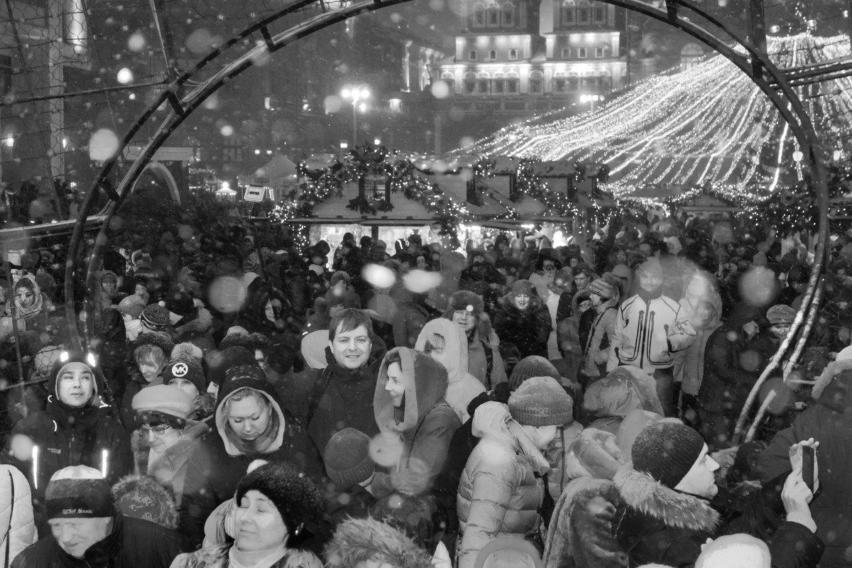 Москва новогодняя - Алексей Окунеев