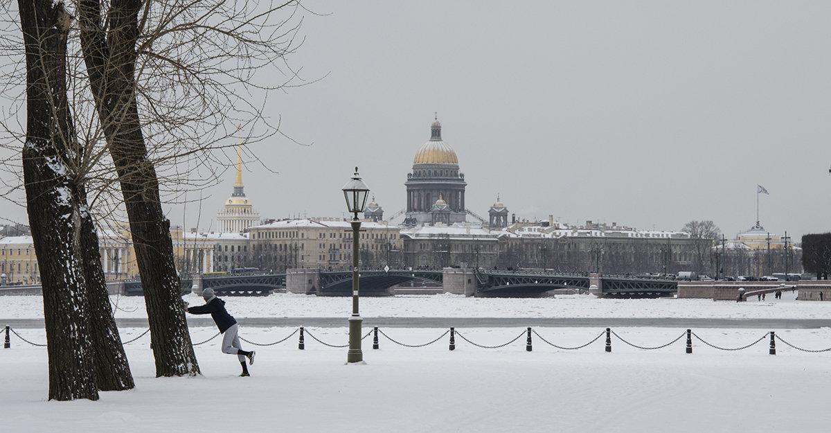 Зима - VL