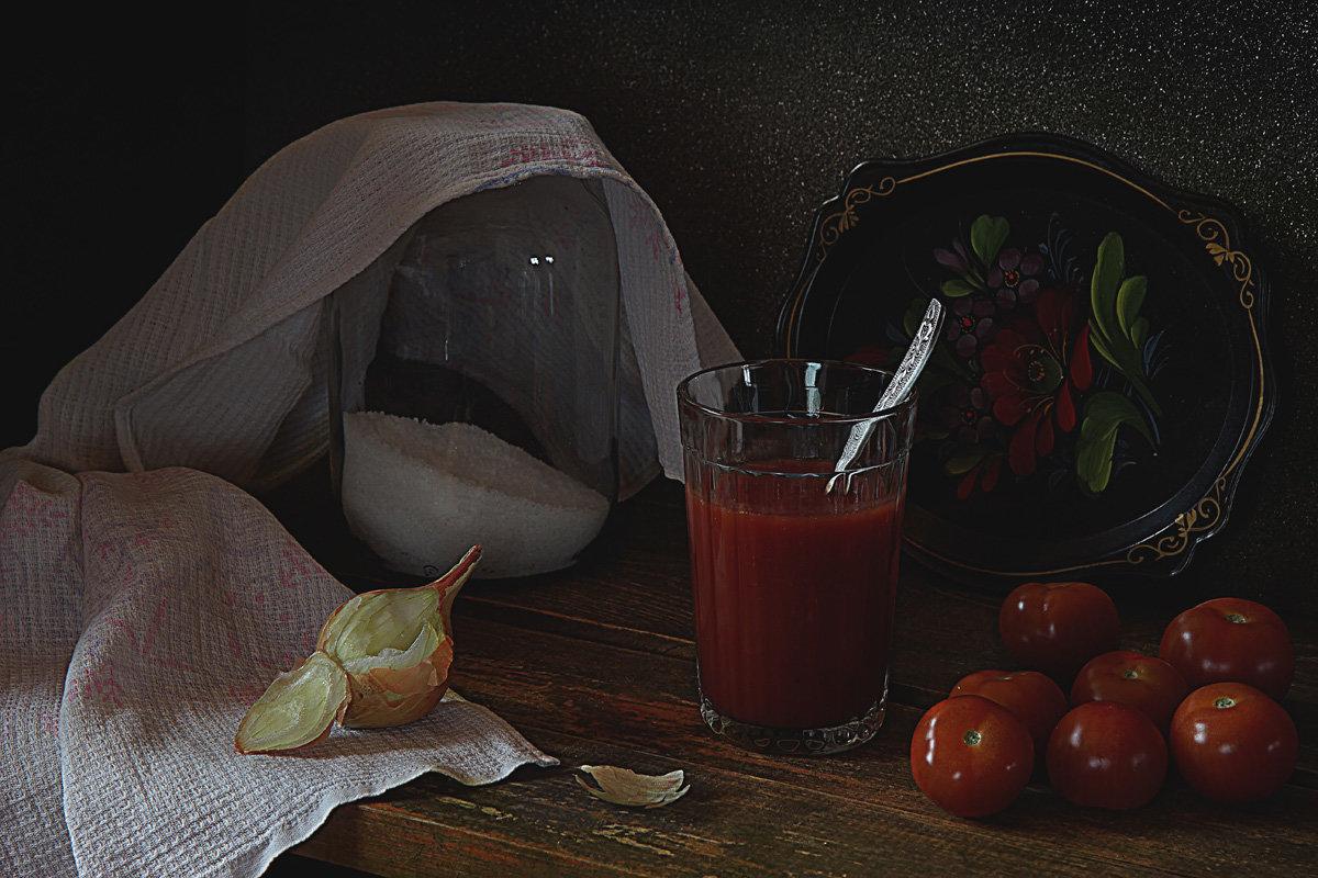 С томатным соком - Ирина Елагина