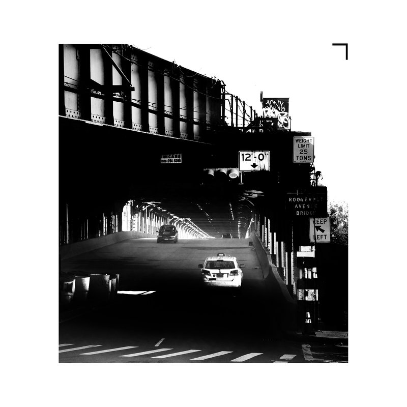 Roosevelt Avenue Bridge. Queens - Алексей