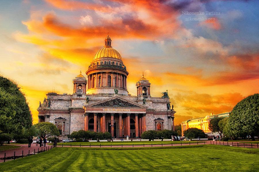 Санкт-Петербург - Татьяна Петровна