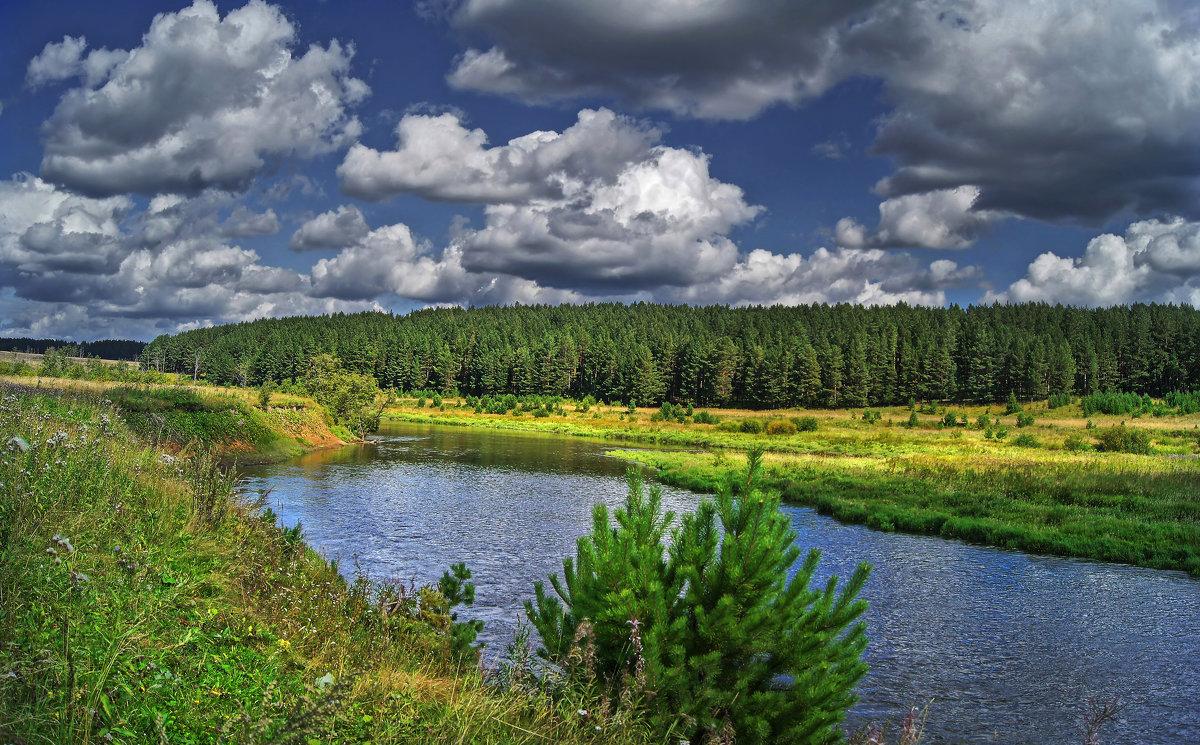 Река Чусовая - Александр Смирнов