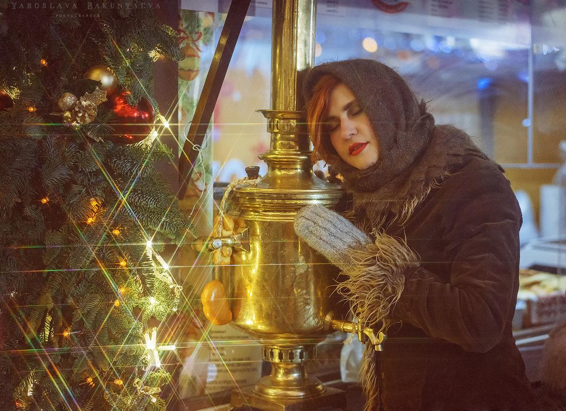 девушка и город - Ярослава Бакуняева