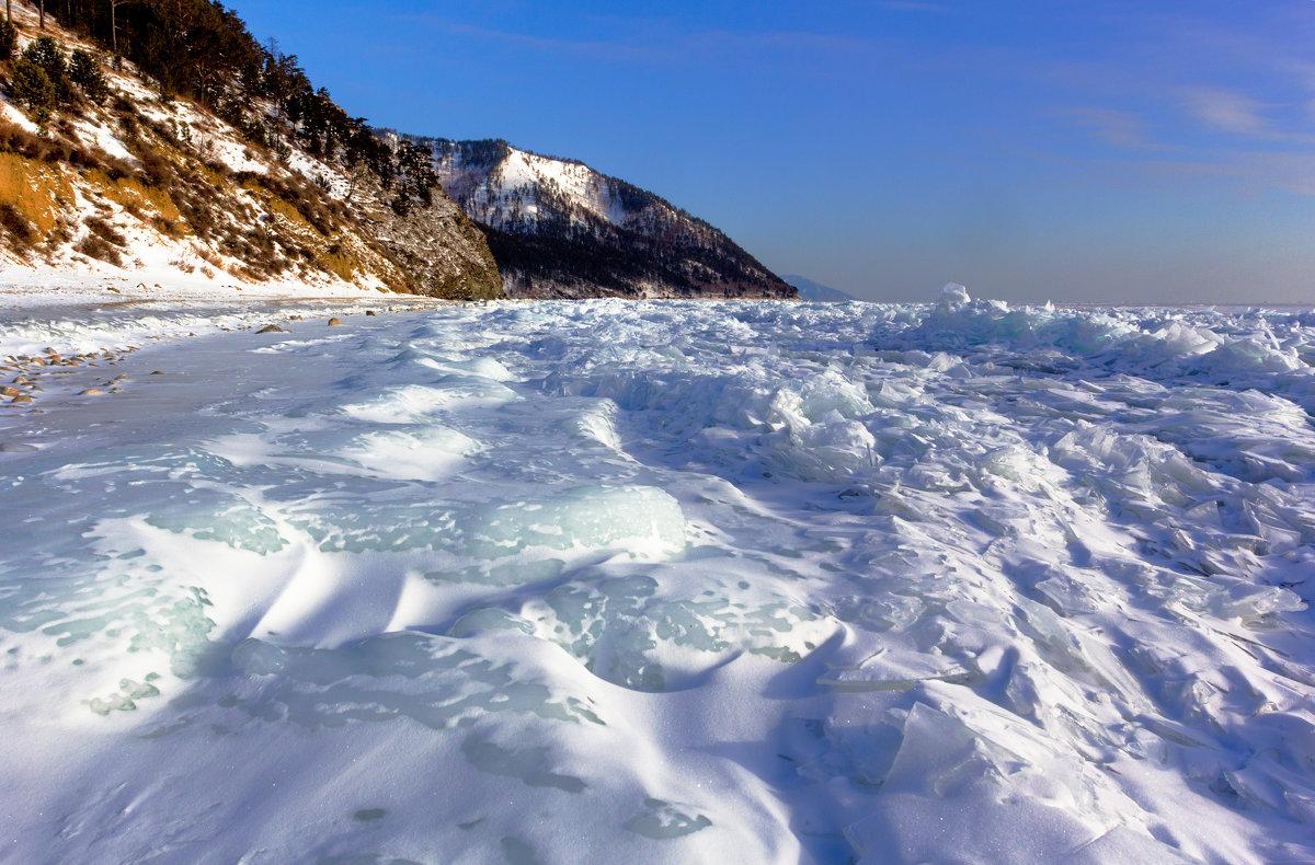 Байкальский лёд - Анатолий Иргл