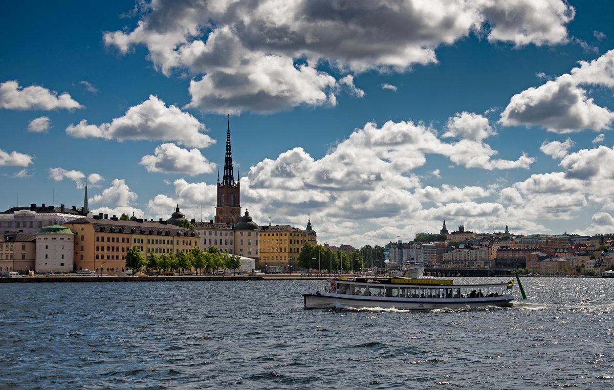 Стокгольм - ник. петрович земцов