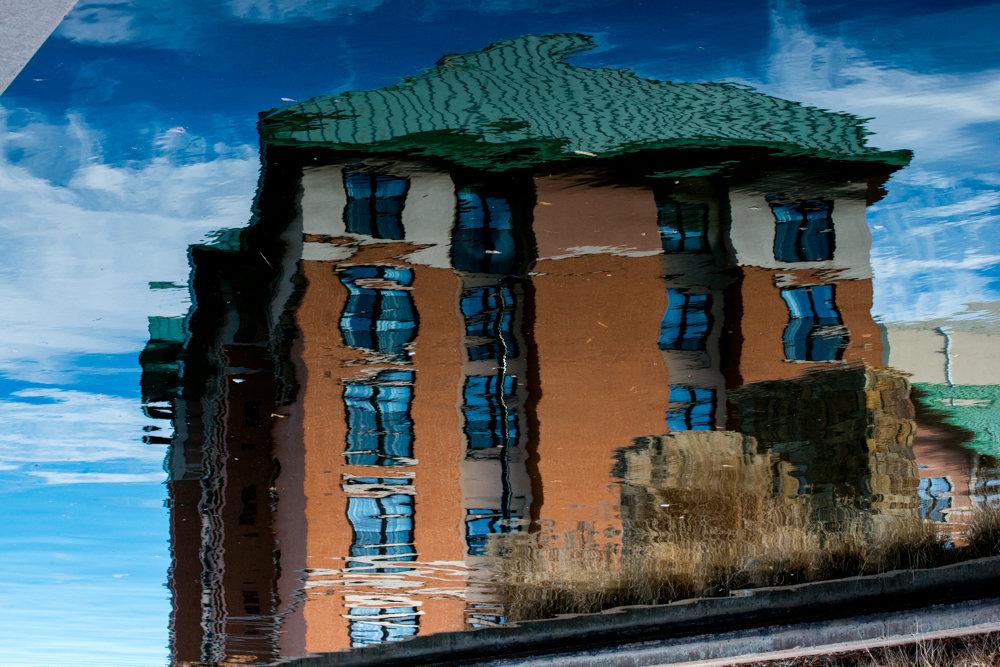 Дом-призрак - MVMarina