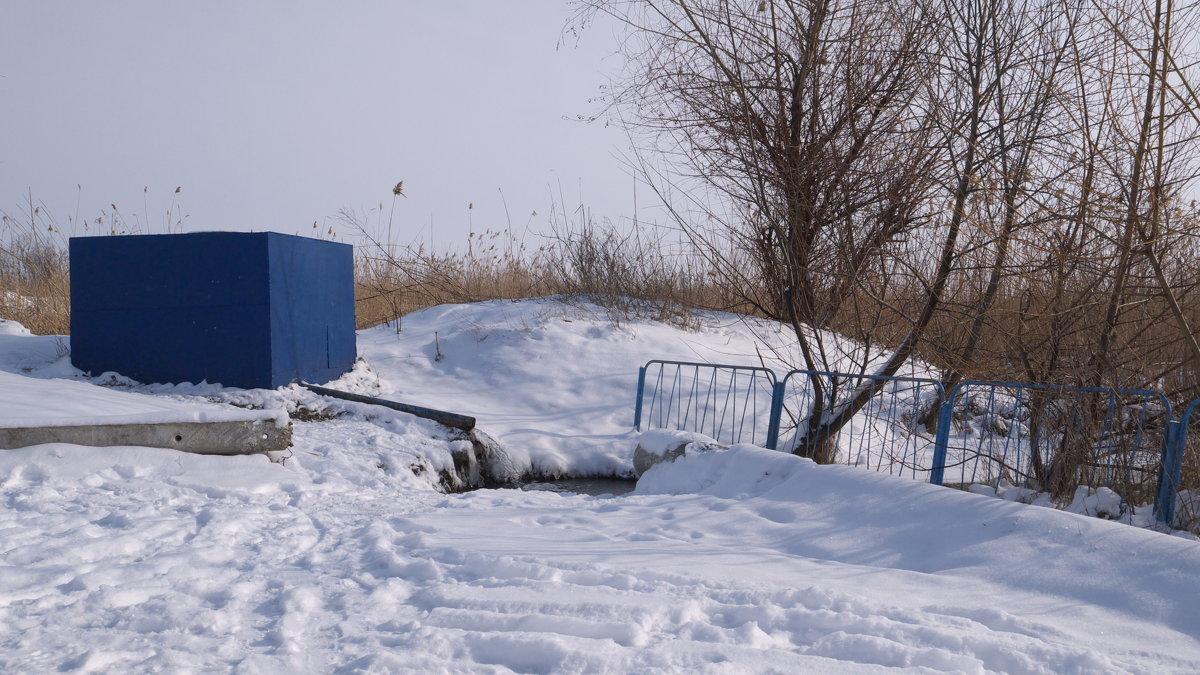 Родник зимой - Сергей Махонин