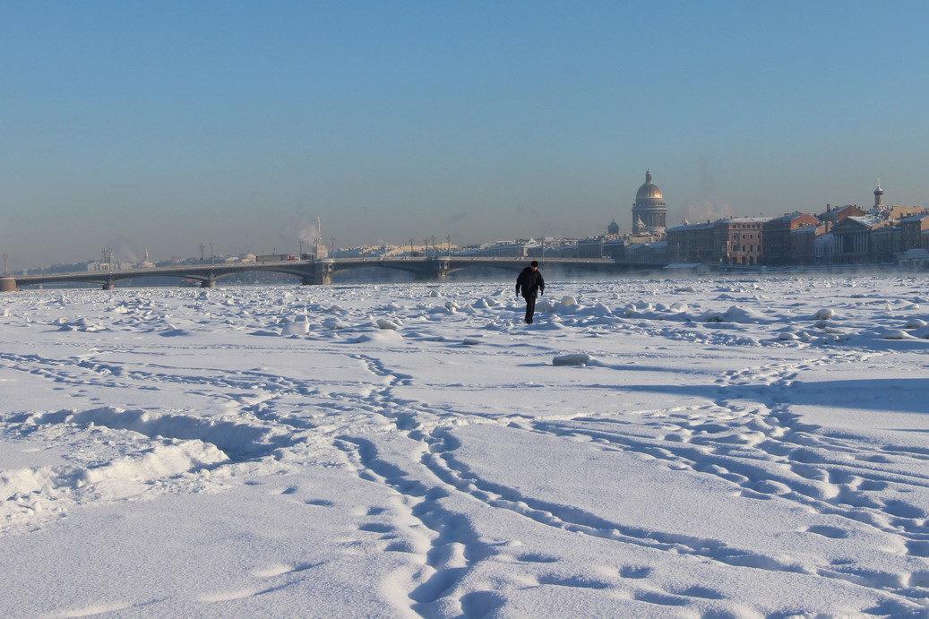 Прогулки по льду - Вера Моисеева