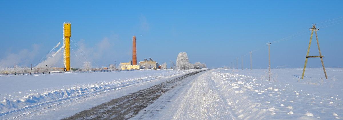 Зимняя трасса - Валерий Шибаев