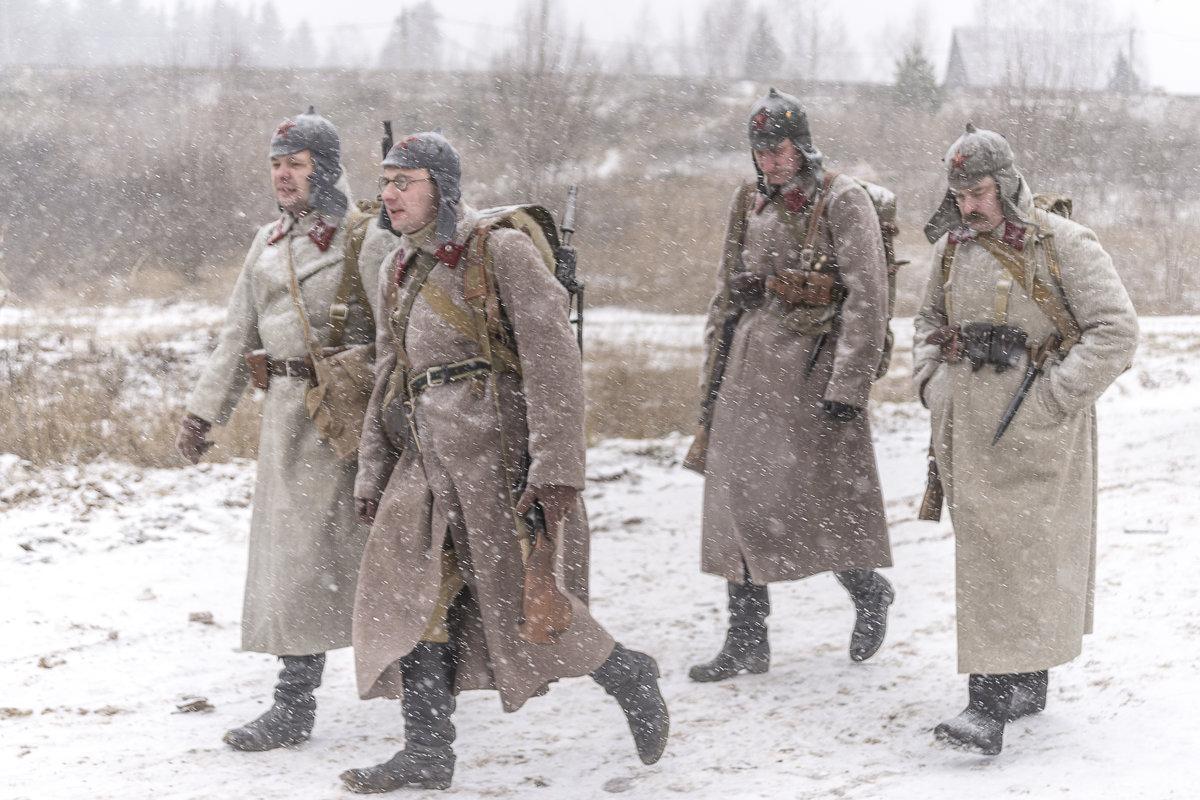 Фестиваль Контрнаступление. Декабрь 1941 г. - Борис Гольдберг
