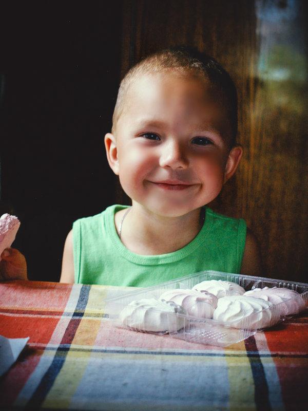 детское фото - Анастасия Маркелова