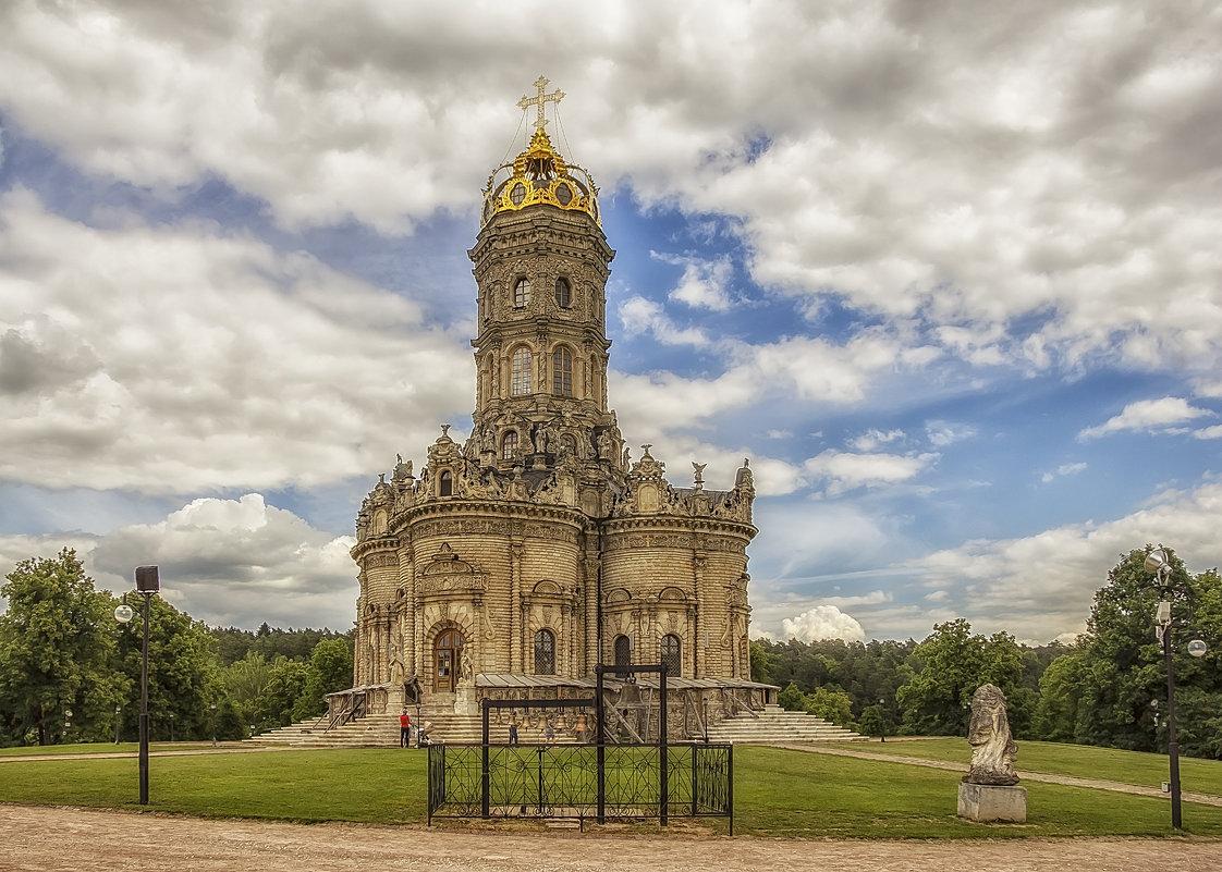 Знаменская церковь - Марина Назарова