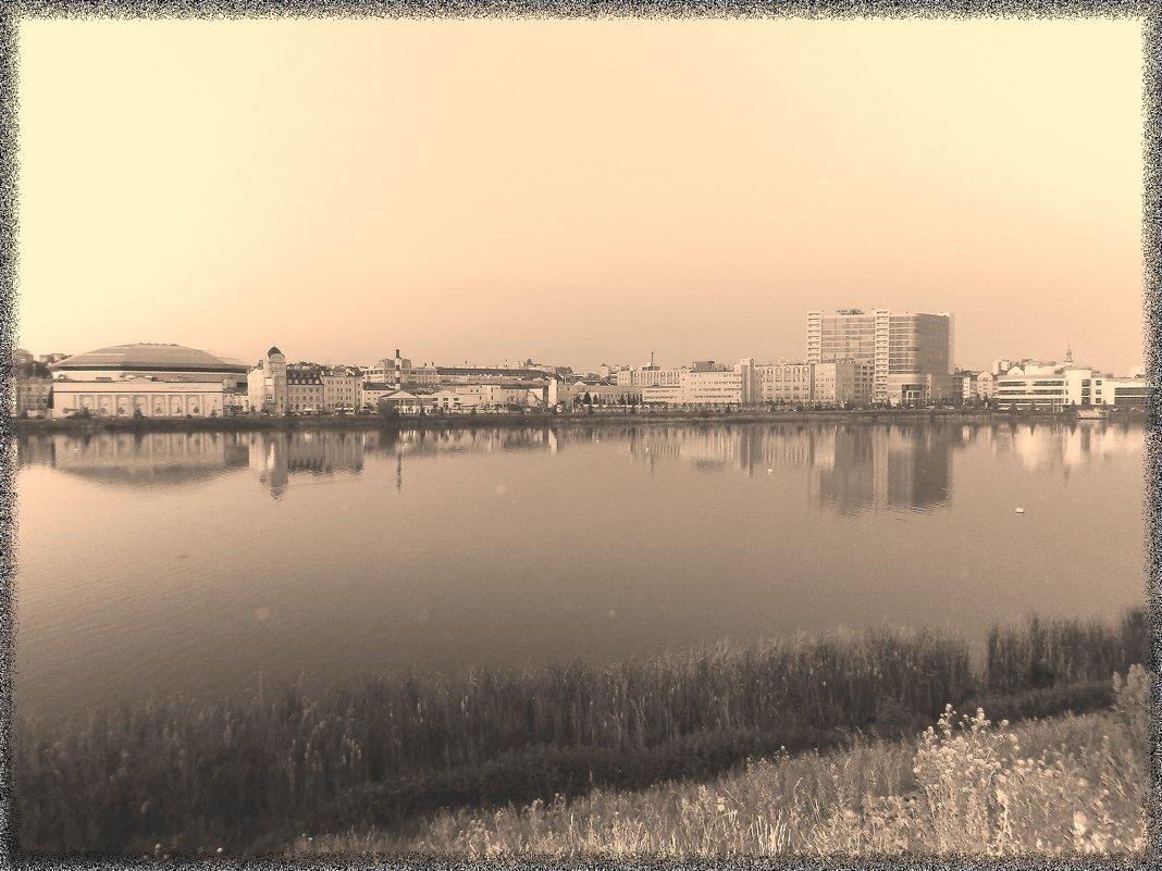 Озеро в тиши - Юлия Шабалдина