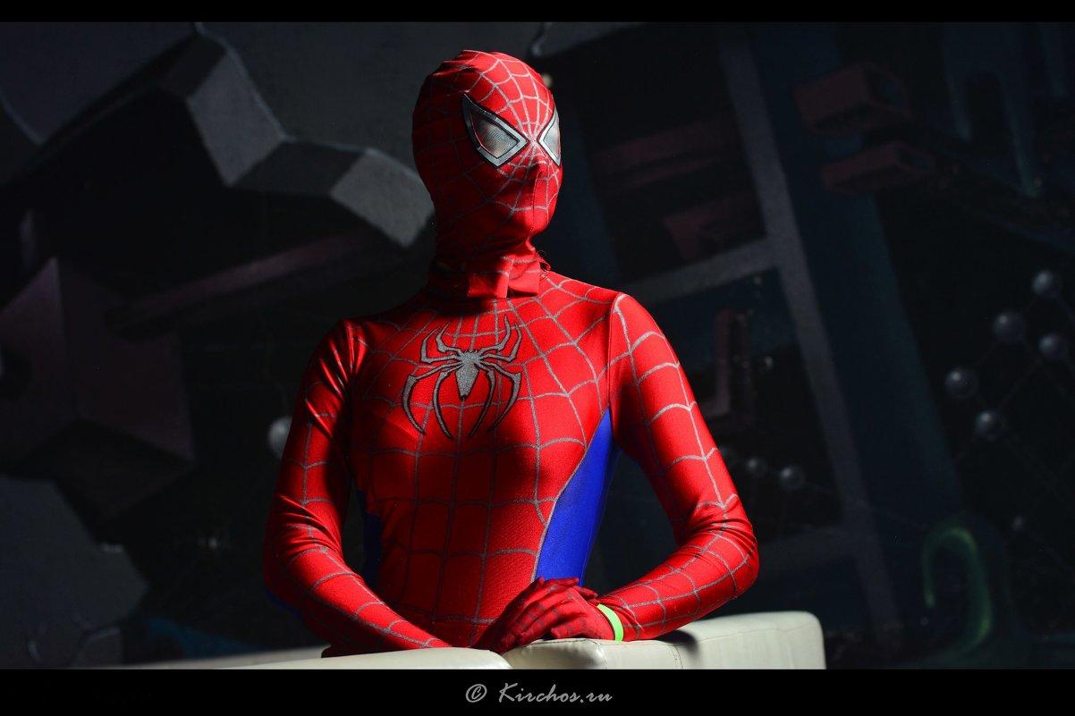 SpiderGirl - Kirchos Foto
