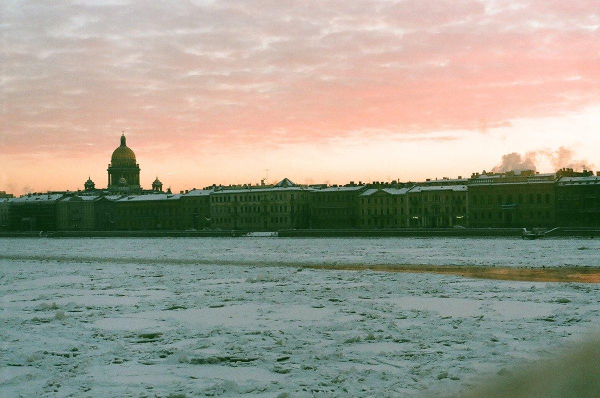 Рассвет над Невой - Анна Борзых