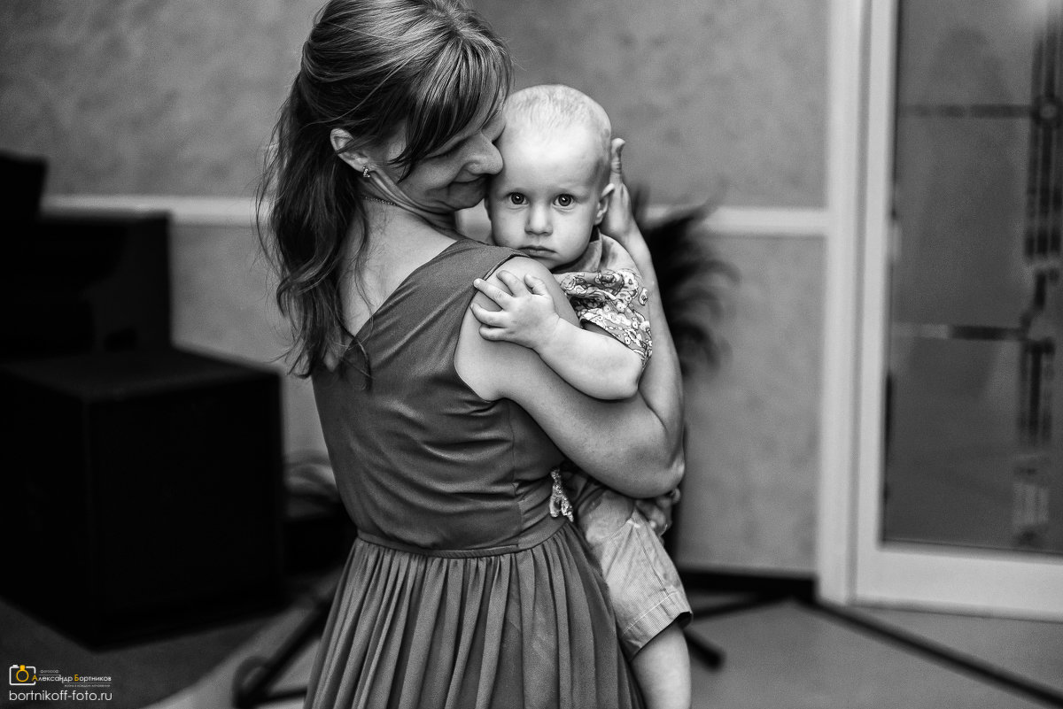 Материнство - Александр Бортников