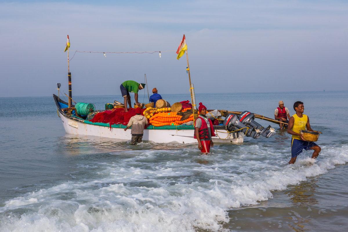 рыбак социальная сеть