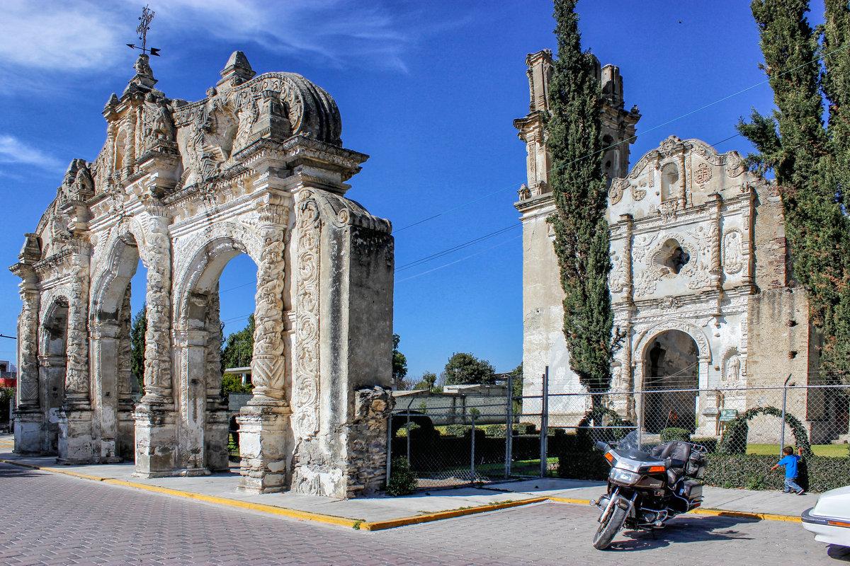 Церкви Мексики - Elena Spezia