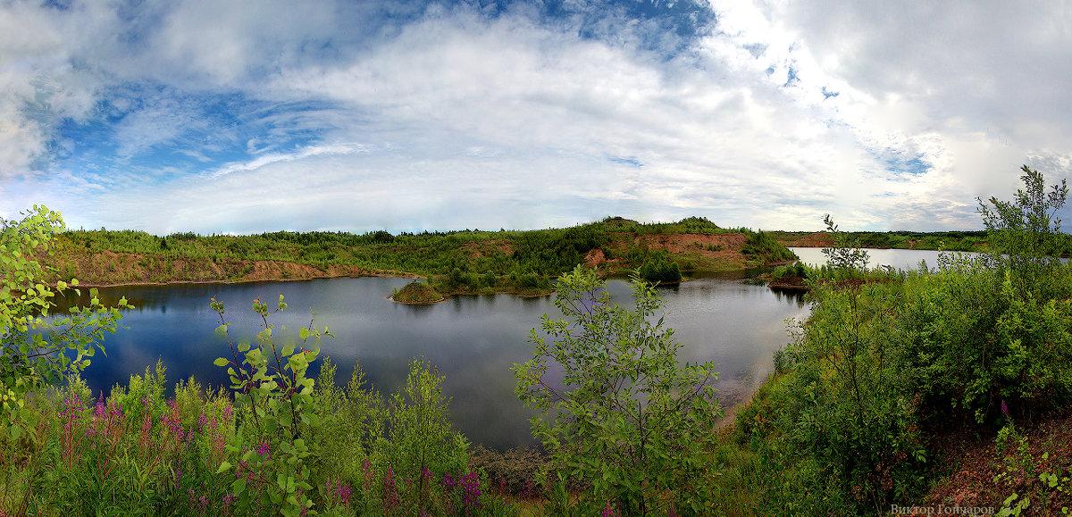 озеро - Laryan1